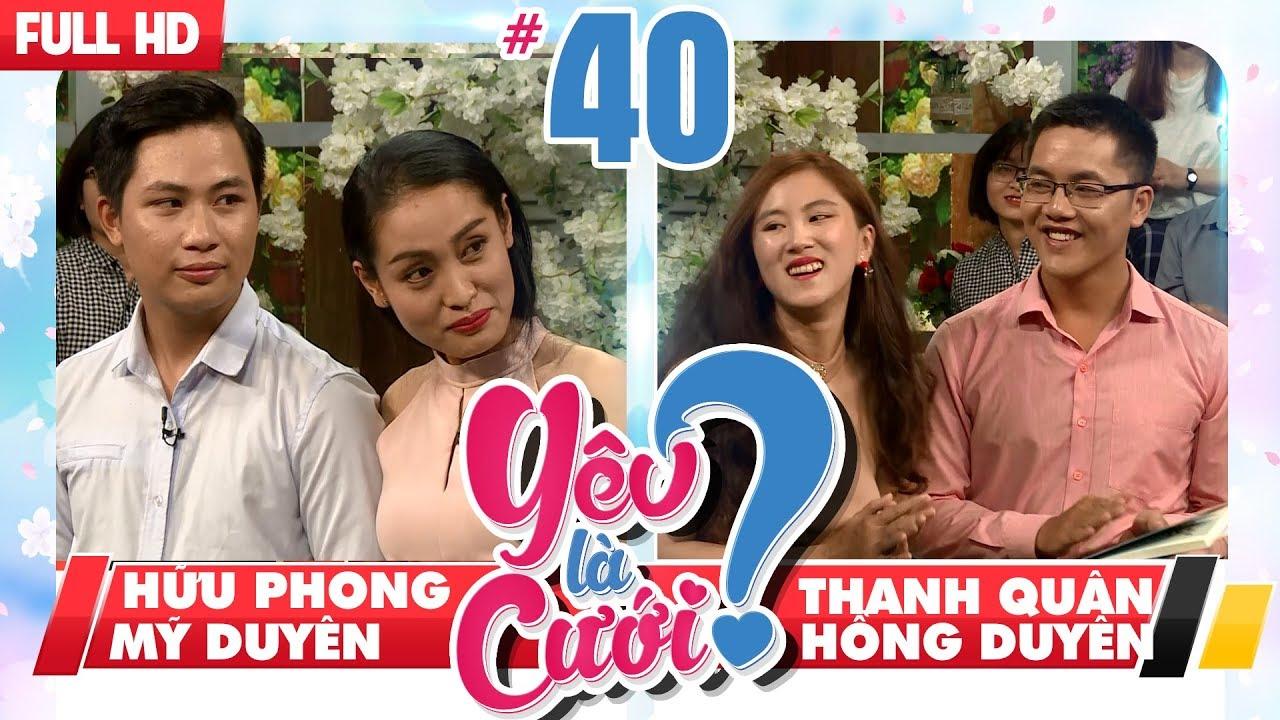 YÊU LÀ CƯỚI? | YLC #40 UNCUT | Cặp đôi 'chị em' chênh nhau 6 tuổi - Ngoài đời khác xa trên mạng