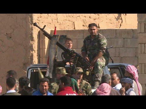 Syrian regime forces