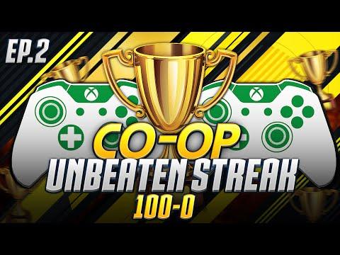 CO-OP UNBEATEN STREAK w/ PRO PLAYER TASS | 100-0 UNBEATEN STREAK #2