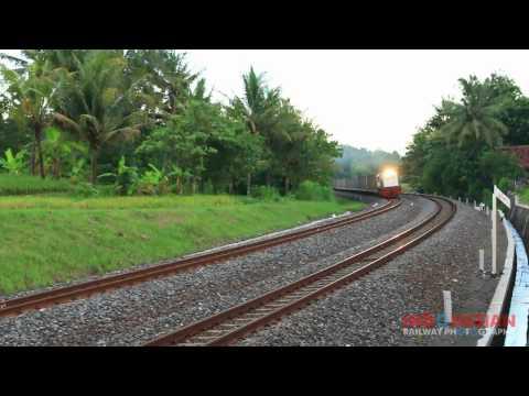 Dengarkan suara kereta api terindah dalam hidup Anda
