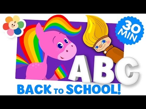 Back to School Learning Videos | Preschool Cartoons for Kids | Phonics, Numbers & more | BabyFirst