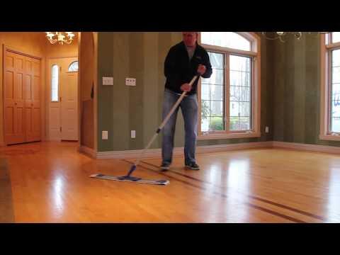 Hardwood Floor Cleaning | H.J. Martin & Son