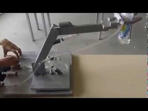 Cánh tay robot bằng xilanh (ống chít)-Kỹ Thuật - Cơ Điện Tử
