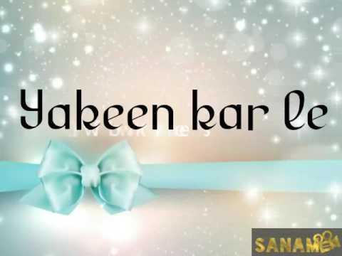Yakeen kar le | Cover by | Altaaf Sayyed |