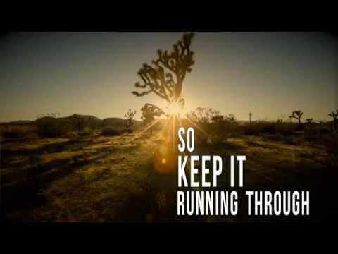 The Magic Es - Running Through (Lyric Video)