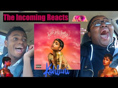 KEHLANI   SWEETSEXYSAVAGE ALBUM REACTION
