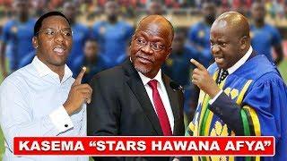 "MAKONDA Amwambia MAGUFULI - ""Taifa Stars WAMENIUMIZA, Ila KENYA Hawatoki"""