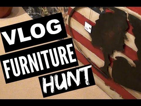 Vlog Furniture Hunt
