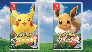 Pokemon Let's GO Pikachu But it's a Commercial from the 90's