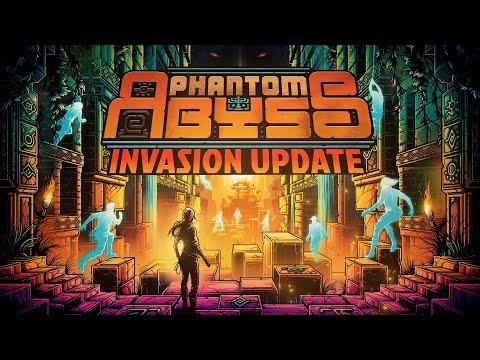 Phantom Abyss   Invasion Update   Live on Steam