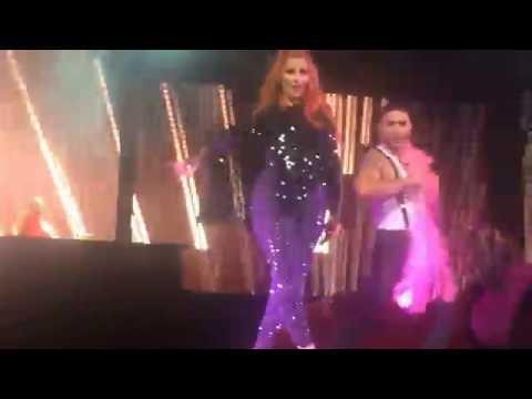"Christina Aguilera Georgia ""Black Sea Arena"" 2016"