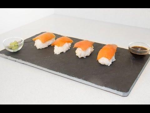 Cómo hacer Sushi fácil y rápido