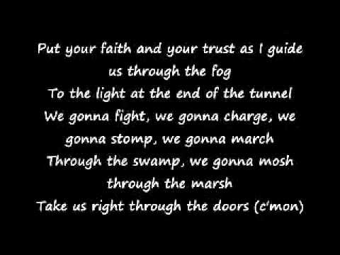 Eminem Mosh lyrics