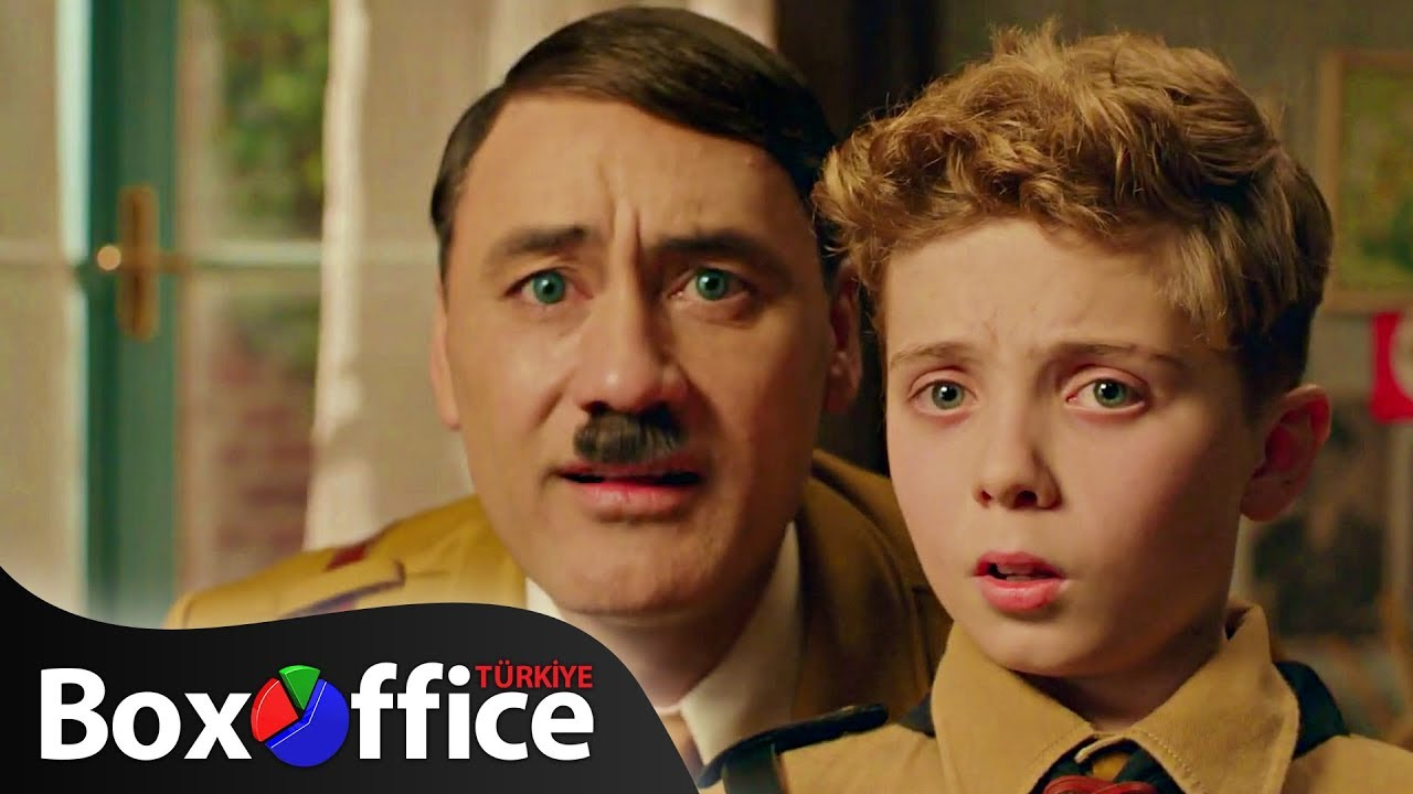 Tavşan Jojo Filmi Altyazılı Fragman