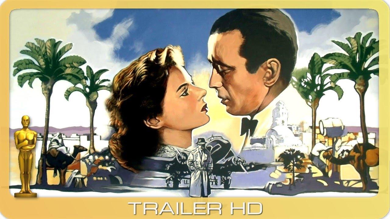 Casablanca ≣ 1942 ≣ Trailer