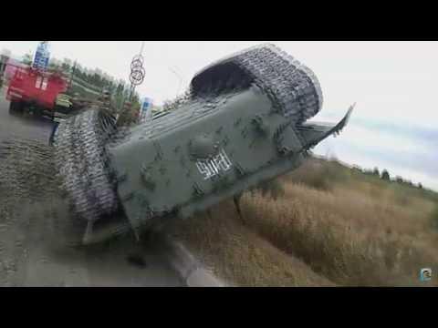 Танк перевернулся подборка — Лучший дрифт на танках