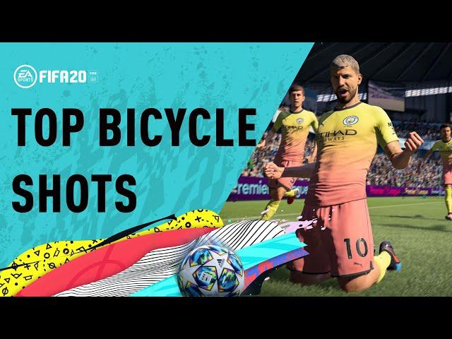 FIFA 20 | Best Bicycle Kicks