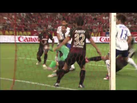 Nagoya Grampus 0-5 Gamba Osaka (18-08-12)