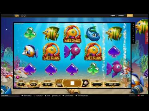 Online Slot Bonus Compilation - Golden Fish Tank, Vikings Go Berzerk and More