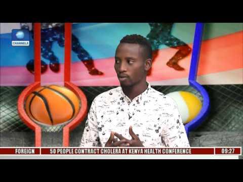 Sports This Morning: Istvan kislorincz Discus Football Management In Nigeria Pt. 1
