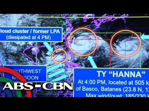 Typhoon Hanna Keeps Strength, Seen Exiting PAR By Friday | 8 August 2019