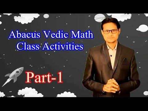Abacus Class Activities