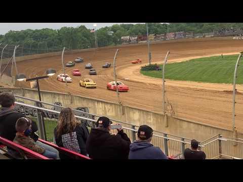 Lawrenceburg Speedway Hornet Heat (5/11/2019)
