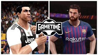 Lionel Messi vs. Cristiano Ronaldo Head-To-Head: WWE Battle