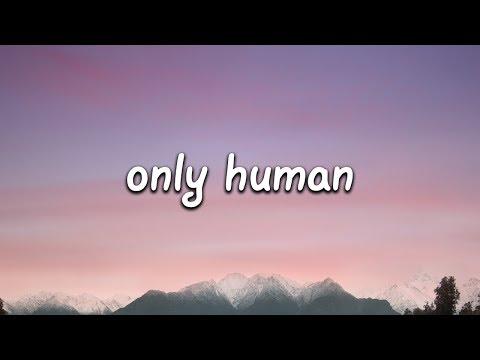Jonas Brothers - Only Human (Lyrics)