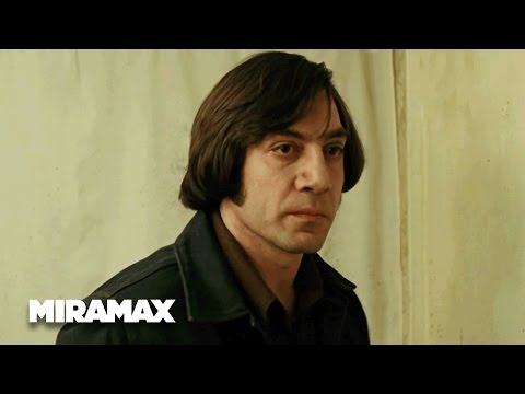 No Country for Old Men | 'Tracked' (HD) - Javier Bardem, Josh Brolin | MIRAMAX