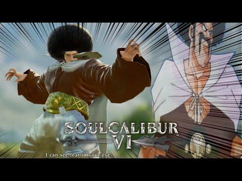 The SLOWEST Custom Character Fights HERCULE! Soul Calibur VI