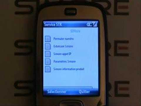 HTC S710 - Double carte SIM Simore pour HTC S710