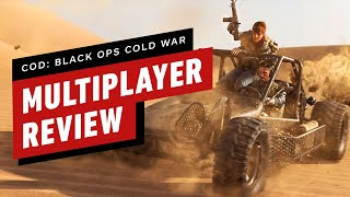 Call of Duty: Black Ops Cold War - Multiplayer Review (Video Game Video Review)