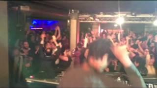 Midnight at Quantic Dancing Machine Party 2014