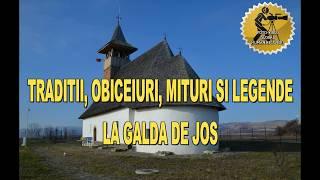 ZIUA NAȚIONALĂ A ROMÂNIEI la Galda de Jos