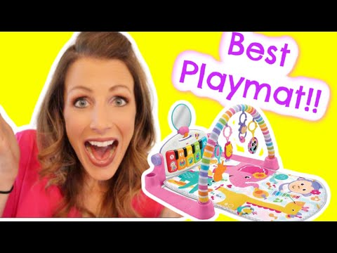 Review Of Fisher-Price Deluxe Kick 'n Play Piano Gym