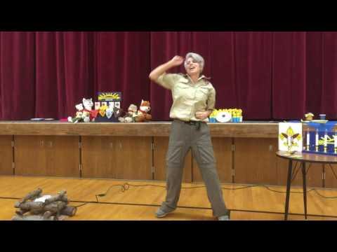 Cub Scout Spirit Song