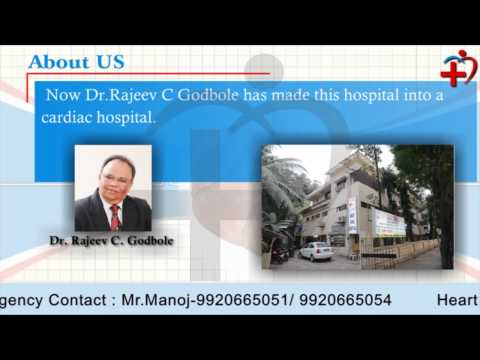 Dr. Godbole's Heart Care Hospital, Thane, Maharashtra, India