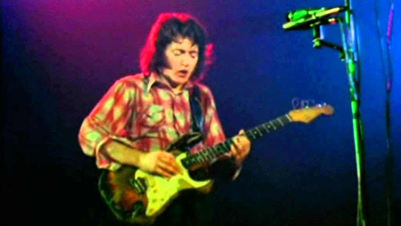 Video von Rory Gallagher
