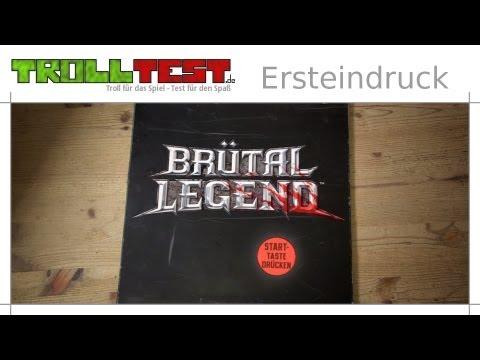 Brütal Legend - Ersteindruck (Deutsch, PC)
