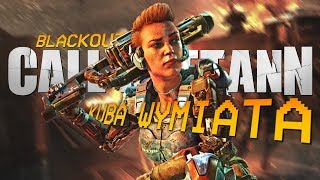 KUBA WYMIATA - Call of Duty Blackout (PL) #5 (BO4 Blackout Gameplay PL)