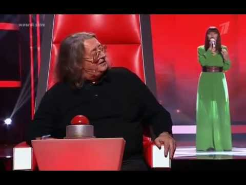 "Ирина Буренкова ""Woman In Love"" (Влюбленная женщина) - Голос 3 сезон"