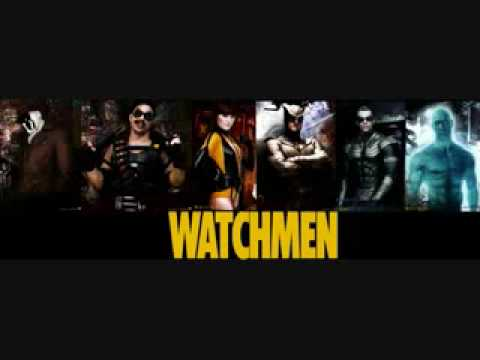 Watchmen Trailer Theme song (NOW WITH LYRICS)!