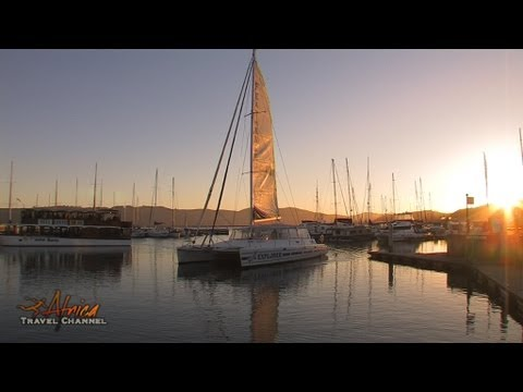 The Knysna Quays Waterfront Garden Route South Africa - Africa Travel Channel