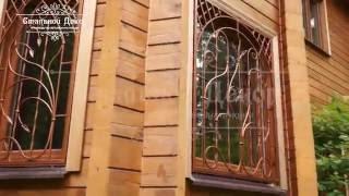 Решетки кованые РК-125 - ООО