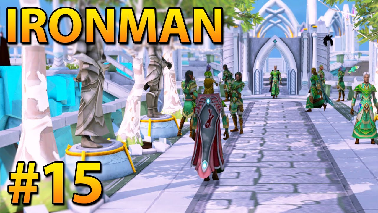 This City Changes Everything - RS3 Ironman Progress #15 | dooble