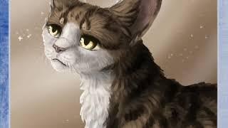 Персонажи из котов воителей.