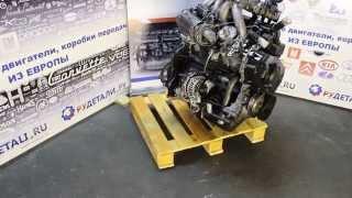 Тестированный бу двигатель Ford Transit 2,5 DI 56KW 4HB контрактный из Германии (Форд Транзит)(Вопрос, что лучше произвести капитальные ремонт либо купить контрактный бу двигатель? Смотреть