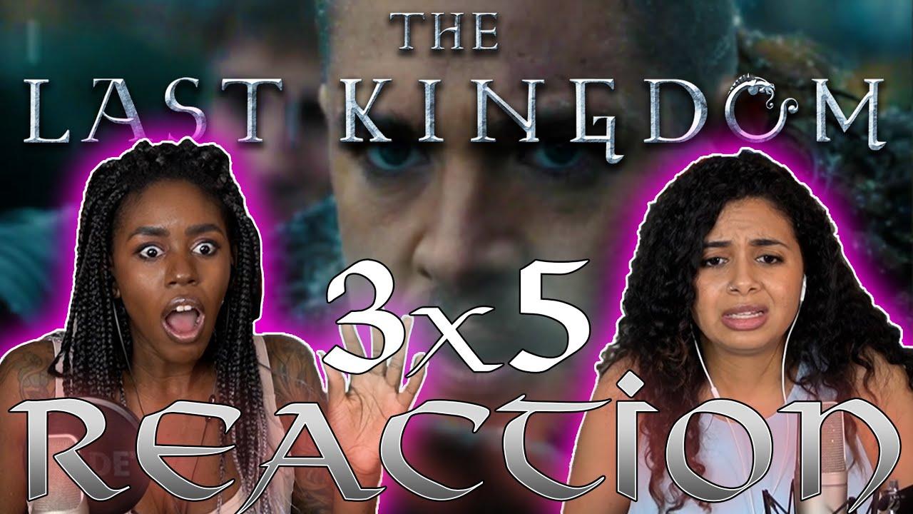 Download The Last Kingdom Season 3 Episode 5 REACTION!!