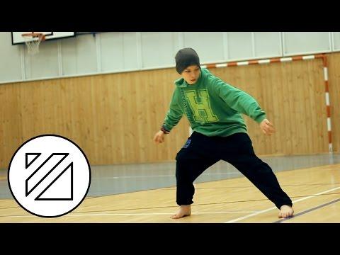 Dětské parkour tepláky Freedom | Enjoy the Movement